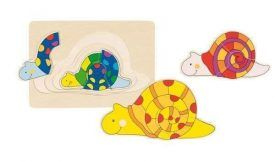 Caracol, puzzle